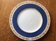 "Wedgwood Cobalt Whitehall bone china 10 3/4"" dinner plate green mark W3993"