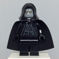 LEGO Star Wars Episode 4/5/6 sw0210 Emperor Palpatine Minifigure w Hood & Cape