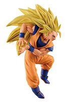Dragon Ball SCultures BIG Super Saiyan 3 Goku Tenkaichi Budoukai 6 Vol.6 Figure