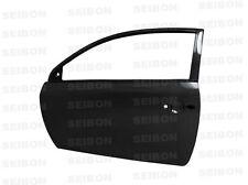 05-10 Scion TC Seibon Carbon Fiber OEM Doors!!! DD0506SCNTC