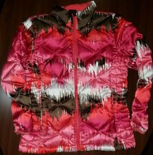 The North Face Girls 550 Goose Down Puffer Jacket Size Medium 10/12