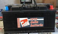 BATTERIA TRATTORE CASA DELLA BATTERIA 100AH 800EN