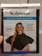 NW Scalpmaster 100% Nylon Comb-out cape V closure Black 28x28 #3020