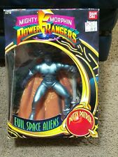 Power Rangers Evil Space Aliens Putty Patrol With Box - Bandai 1993
