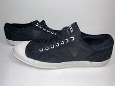 G-Star Raw Black & White Men's Pumps Trainers Shoes UK 11 EUR 45