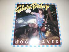 Elvin Bishop Hog Heaven LP Vinyl Record Album Melvin Seals Budweiser