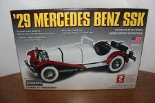 Lindberg 1/24 '29 Mercedes Benz SSK   SEALED Kit 72326