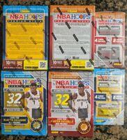 Lot Of 10 (TEN) 🏀 2019-20 Panini NBA Hoops Premium Stock Basketball Blaster Box