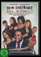 DVD WER ENTFÜHRT MR. KING US-KOMÖDIE mit ANTHONY ANDERSON  REGINA HALL ** NEU **