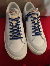 Nike SB QUARTERSNACKS 25 Skate Trainers - Size UK7 EUR41 Capped Toe - White