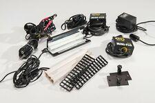 Kino Flo Mini Flo Light Kit Kinoflo Miniflo Lights with Case Daylight Tungsten