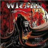 Wizard - Trail of Death (2013)  CD NEW/SEALED  SPEEDYPOST