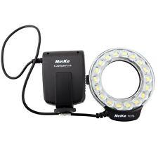 Meike FC-110 GN18 LED Macro Ring Flash Light For Canon EOS 5D Mark II III 6D