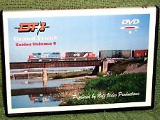 "n027 TRAIN VIDEO DVD ""GRAND TRUNK SERIES"" VOL. 6  1997"