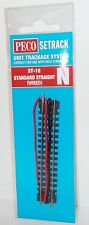 PECO St-10 N Gauge Standard Straight Wired 58mm Long
