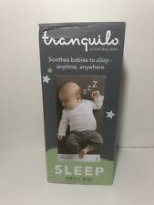New Tranquilo Mat Soothing Small Sleep Soothe Calm Travel Open Box