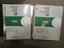 John Deere 8110T 8210T 8310T 8410T 8110 8210 8310 8410 T tractor repair manual