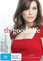 The Good Wife : Season 5 (DVD, 6-Disc Set) NEW