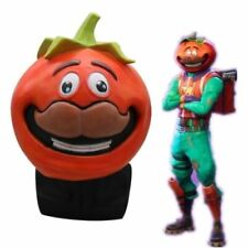 NEW EASTER COSPLAY TOMATO HEAD LATEX MASK | USA STOCK | FAST FREE USPS SHIPPING