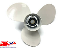 "YAMAHA OEM Outboard Propeller 663-45954-01-00 Aluminum 10 Pitch 11.75"" Diameter"