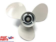 "YAMAHA OEM Outboard Propeller 663-45954-01-00 Aluminum 10 Pitch 11.75"" Diameter"