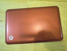 HP Mini 210-1191NR Wine Red Lid - LCD Back Cover (Only) #212-43