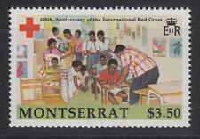 Montserrat - Michel-Nr. 735 postfrisch/**  (Rotes Kreuz / Red Cross)