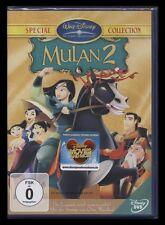 DVD WALT DISNEY - MULAN 2 - SPECIAL COLLECTION - mit der Stimme von OTTO WAALKES