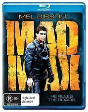 MAD MAX - BRAND NEW & SEALED BLU-RAY (MEL GIBSON) REGION B