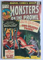 Monsters On The Prowl #26 (Oct 1973, Marvel)
