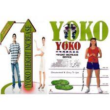 ORIGINAL YOKO HEIGHT INCREASING DEVICE FOOT PADS Height Increasing Insoles RG239