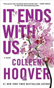 It Ends with Us by Colleen Hoover 9781982143657 | Brand New | Free UK Shipping