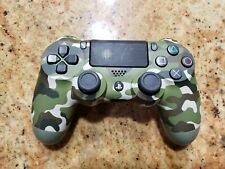 Sony Playstation 4 PS4 DualShock 4 Wireless Controller  Camo OEM