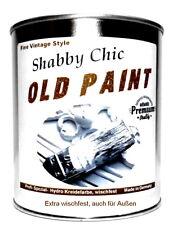 Kreidefarbe 1Kg Vintage Shabby Chic auch für Außen Möbellack Antiklook Farbe