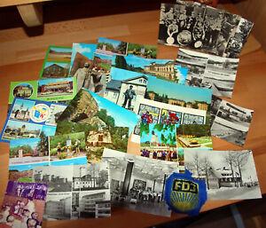DDR-Propaganda, Pionierlager, FDJ, Jugendherbergen, Ansichtskarten-Sammlung