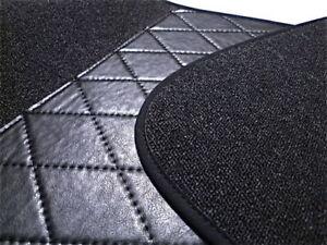 Black loop carpet kit for Audi 100 Sedan / Limousine Typ C1 L
