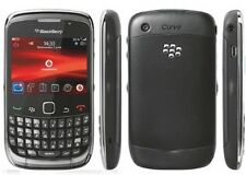 BLACK CHEAP BLACKBERRY 9300 3G SMART PHONE- UNLOCKED WITH NEW CHARGAR &WARRANTY.