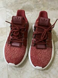 Women's Adidas Original Prophere Trace Maroon Lifestyle Sneakers B37635 Size 6.5