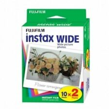 Fujifilm 16385995 Instax Wide Instant Film  - Pack of 20