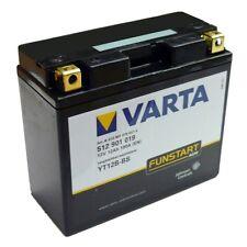 VARTA MOTO-BATTERIA yt12-bs YT 12-bs BATTERIA NUOVO batteria auto nuovo!!!