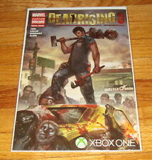 Dead Rising 3 #1 Custom Edition Variant 1st Print Marvel Xbox One