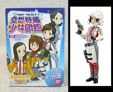 Ultra Heroine Figure GUTS Helmet ver. Ultraman TIGA Girls in Uniform BANDAI