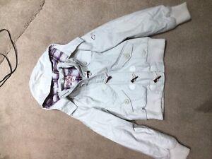 Ladies/girls Roxy Winter Coat Size S