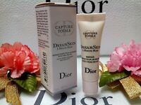 Dior❤Capture Totale❤DreamSkin☾✰ 1- MINUTE MASK✰☽ *☾.11oz/3mL☽❤*Travel Size*NEW!