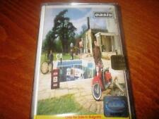 OASIS BE HERE NOW MADE IN BULGARIA CASSETTE NEW RARE TAPE Bulgarian Hologram