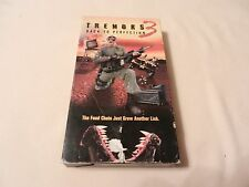 Tremors 3: Back to Perfection (VHS, 2001)