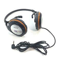Original Aiwa Cross Trainer Headphones Hp-M034 Headset Earphones Over Ear