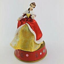 Disney Princess Belle Christmas Music Box Beauty & The Beast