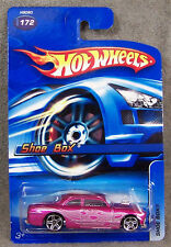 Hot Wheels ~ Shoe Box ~ Rose