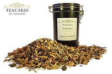 Honey & Liquorice Tea Herbal 100g Gift Caddy Loose Leaf Infusion Best Quality